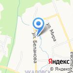 Телефоны39.рф на карте Калининграда
