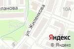 Схема проезда до компании ЛАРЕЦ ТВОРЦА в Калининграде