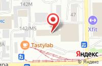 Схема проезда до компании Тобис в Калининграде