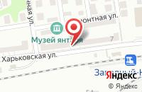 Схема проезда до компании Атриум в Калининграде
