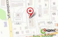 Схема проезда до компании Пак Принт в Калининграде