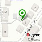Местоположение компании Анклав-реклама