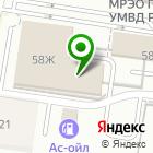 Местоположение компании Техстандарт