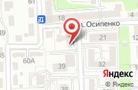 Схема проезда до компании Инфомедиагруппа в Калининграде