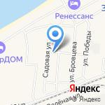 Фея на карте Зеленоградска