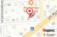 Схема проезда до компании Громанн Клд в Калининграде