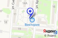 Схема проезда до компании УНИВЕРМАГ ДЕШЕВО в Зеленоградске