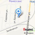 Татьяна на карте Зеленоградска