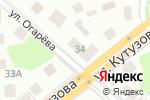 Схема проезда до компании Studio DМ в Калининграде