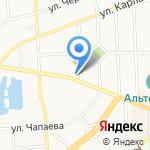 Пластикат-Сервис на карте Калининграда