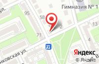 Схема проезда до компании 41+ в Солнечногорске
