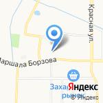 АйсКлимат на карте Калининграда
