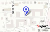 Схема проезда до компании СТРОИТЕЛЬНАЯ ФИРМА ГАЗТЕХНОСЕРВИС в Калининграде