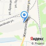 Сервис-экспресс на карте Зеленоградска