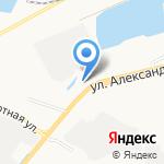 Мульти Сайт на карте Калининграда