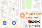 Схема проезда до компании Перспектива в Калининграде