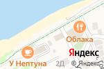 Схема проезда до компании Веранда в Зеленоградске