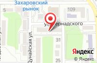 Схема проезда до компании Виком К в Калининграде
