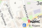 Схема проезда до компании Администрация муниципального образования Зеленоградский городской округ в Зеленоградске