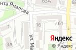 Схема проезда до компании Адвокатский кабинет Юферевой И.Г. в Калининграде