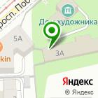 Местоположение компании Мастерская Светланы Корневой