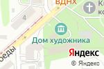 Схема проезда до компании Полы Стены Потолки в Калининграде