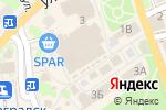 Схема проезда до компании Магазин трикотажных изделий в Зеленоградске