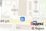 Схема проезда до компании Млековита в Калининграде