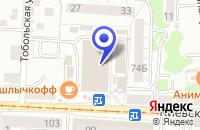 Схема проезда до компании МАГАЗИН КОСМЕТИКИ БЕНЕЛЮКС в Калининграде