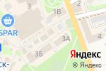 Схема проезда до компании Кооператор в Зеленоградске