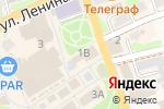 Схема проезда до компании Дива в Зеленоградске