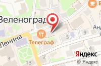 Схема проезда до компании Ювелирный бутик в Зеленоградске