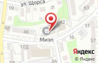 Схема проезда до компании Ктв-Информ в Калининграде