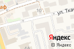 Схема проезда до компании Tehnolombard в Зеленоградске