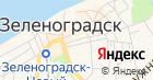 Продуктовый магазин на Московской на карте