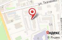 Схема проезда до компании Жилищный трест-Лучший дом в Зеленоградске