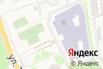Схема проезда до компании Средняя общеобразовательная школа в Зеленоградске