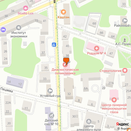 Комсомольская ул., 36