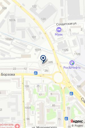ПРОИЗВОДСТВЕННАЯ ФИРМА КЛИНЦЕВИЧ С.Н. на карте Советска
