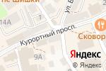 Схема проезда до компании Платежный терминал, КБ ЭНЕРГОТРАНСБАНК в Зеленоградске