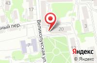 Схема проезда до компании Информационно-Культурный Центр «Балтийский Берег Согдианы» в Калининграде