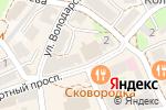 Схема проезда до компании Янтарьэнергосбыт в Зеленоградске