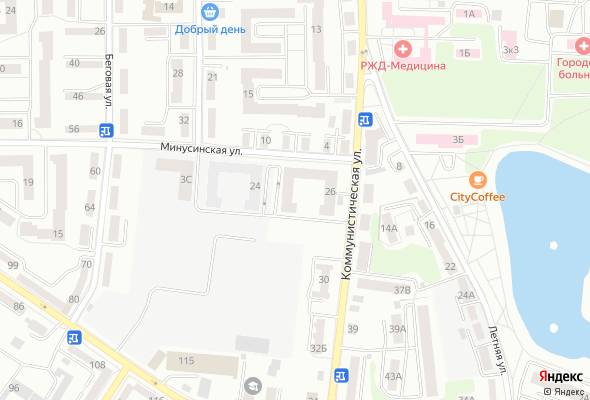 жилой комплекс Родина