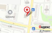 Схема проезда до компании Инвал-Юрист в Калининграде