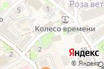 Схема проезда до компании Кранц в Зеленоградске