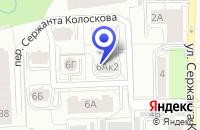 Схема проезда до компании МОНТАЖНАЯ ФИРМА ЦИФРАЛ-КАЛИНИНГРАД в Калининграде