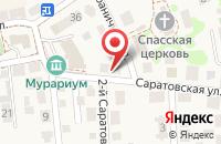 Схема проезда до компании Ств 3 в Зеленоградске