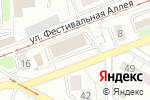 Схема проезда до компании Шафрат и Бордос в Калининграде