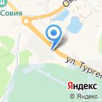 КранцСтрой на карте Зеленоградска