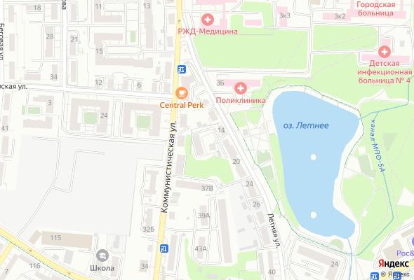 купить квартиру в ЖК Летний сквер